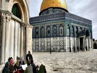 درهای مسجدالاقصی به روی نمازگزاران باز شد
