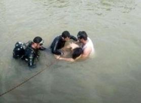 مادر 23 ساله برای نجات فرزندش غرق شد