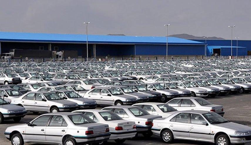 ایران خودرو: پیش فروش 45 هزار دستگاه از محصولات ایران خودرو از هفته آینده