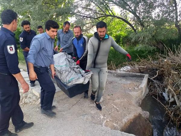 پیدا شدن پیکر مادر غرق شده در سیستان و بلوچستان پس از 4 روز