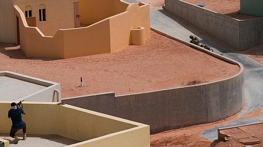 رزمایش آمریکا در امارات