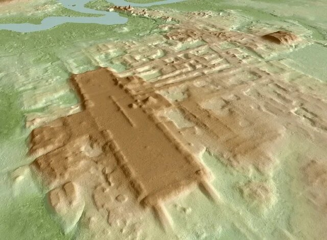اثر تاریخی تمدن «مایا»