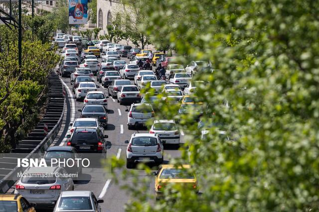 اجرای 2 طرح ترافیکی تهران از امروز شنبه