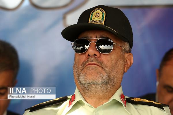دستگیری ۵۵۷ نفر در طرح اقتدار پلیس/ پلمپ ۱۰۱ قهوهخانه