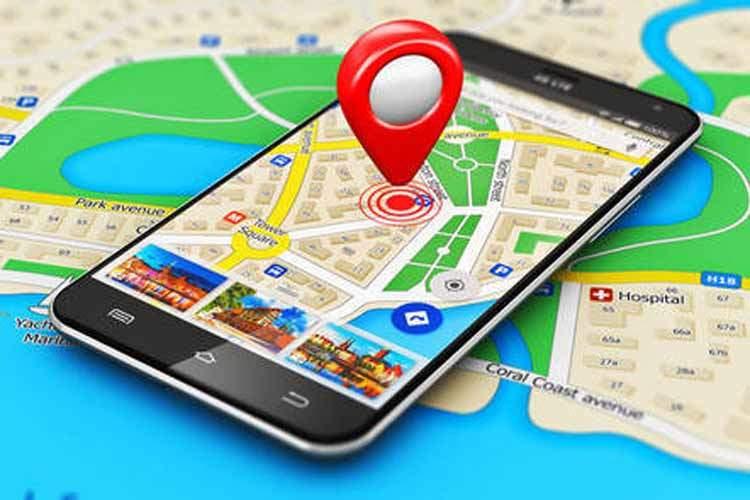 ازدحام مترو در نقشه گوگل