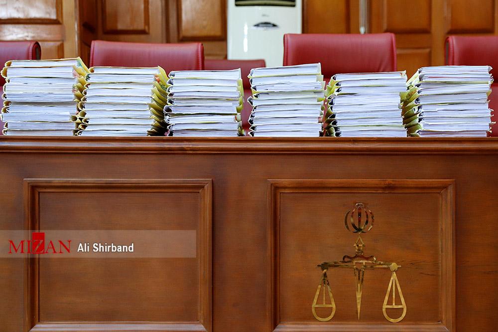 طبری در جلسه دوم دادگاه