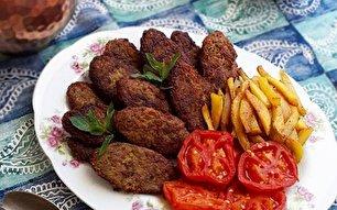 طرز تهیه کتلت گوشت