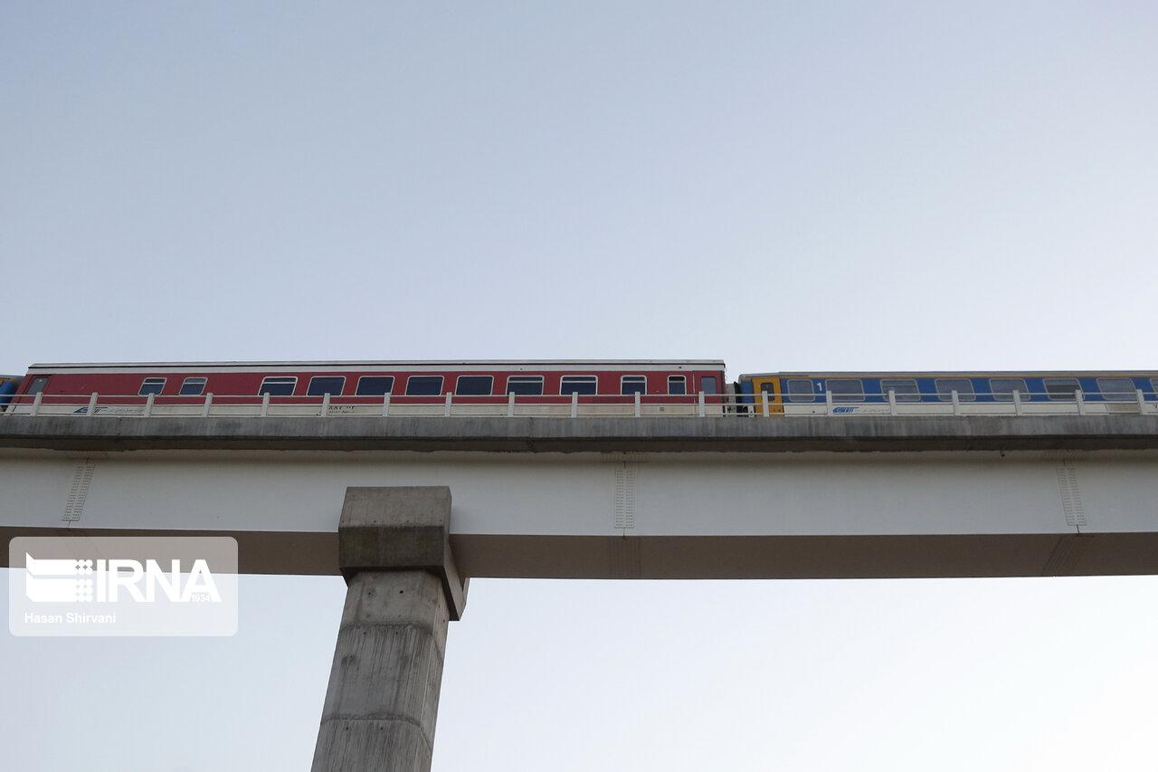 قطارهای مسافری