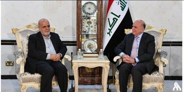 سفیر ایران در عراق: فعلا شرایط برای سفر به عتبات عالیات آماده نیست