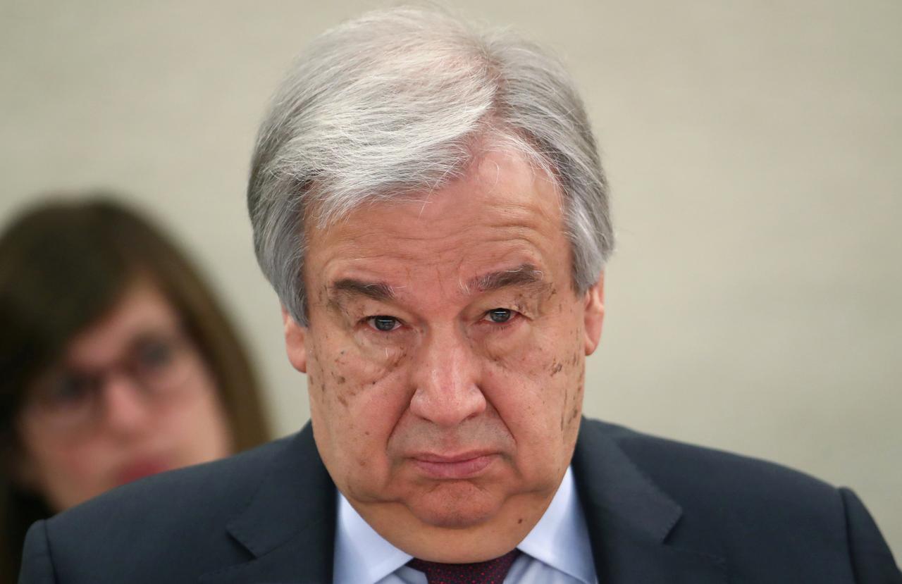 گزارش دبیر کل سازمان ملل: منشا موشکهایی که به عربستان شلیک شده، ایرانی است