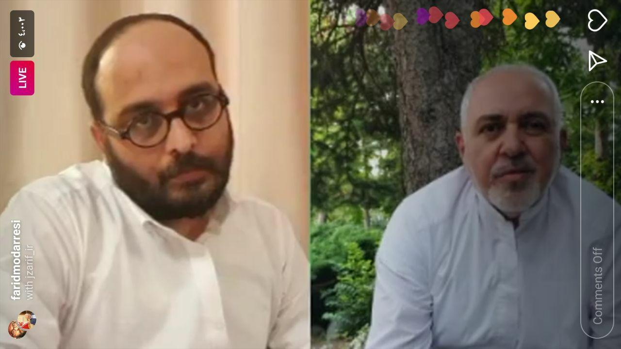 ظریف: کاندیدای انتخابات ۱۴۰۰ نیستم/ شانس آقای ترامپ در انتخابات بیش از ۵۰ درصد است
