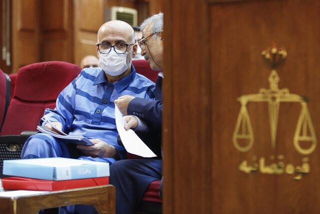 سومین جلسه دادگاه «اکبر طبری» آغاز شد