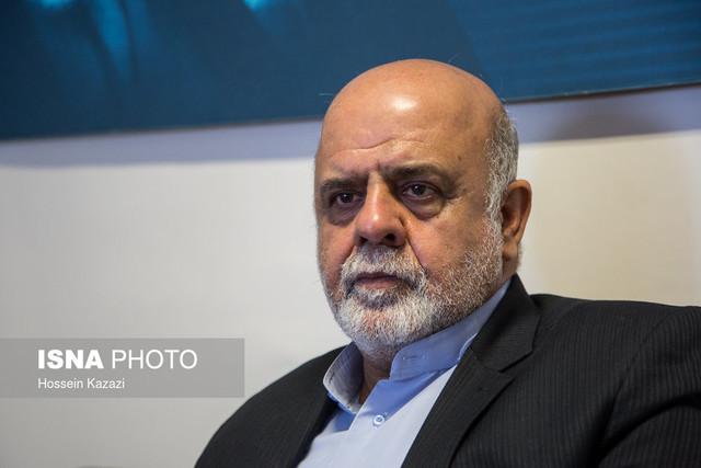 سفیر ایران در عراق: سفر سردار قاآنی ارتباطی با گفتوگوی عراق و آمریکا ندارد