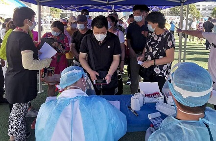کرونا در چین رنگ عوض کرد؛ تفاوت ویروس جدید با نوع قبلی