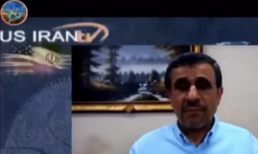 واكنش احمدی نژاد به حضور در انتخابات ١٤٠٠: آماده فداکاری برای ایران هستم