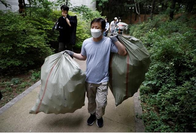 کمک مخالفان کره شمالی به مردم کشور