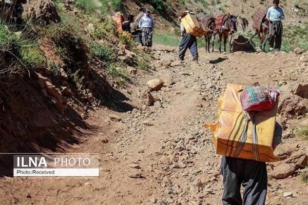 تعطیلی کولبری و بیکاری ۴ هزار خانواده در «اورامانات» کردستان
