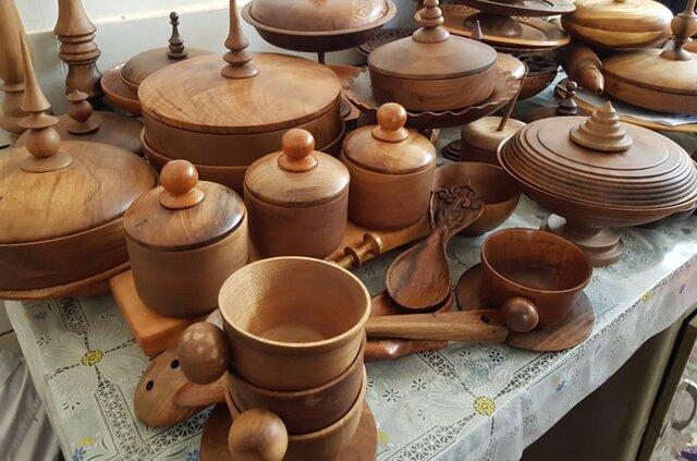 روایتی از بازی دست و چوب در این هنر 300 ساله ...