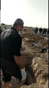 دستور استاندار خوزستان برای برخورد با شهردار خرمشهر / علت؛ سپردن تدفین جانباختگان کرونا به خانواده های آنان