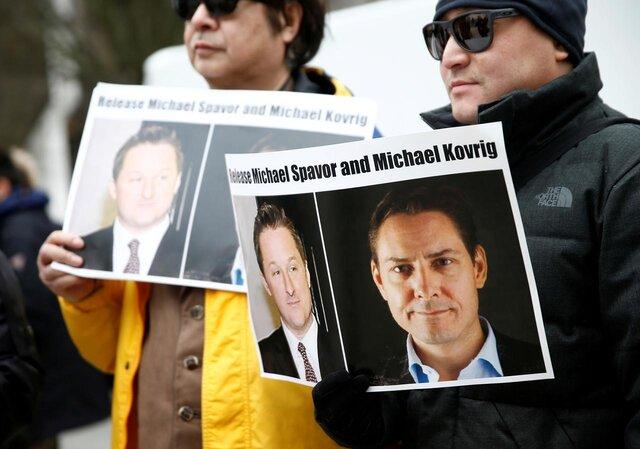 کانادایی بازداشت شده در چین