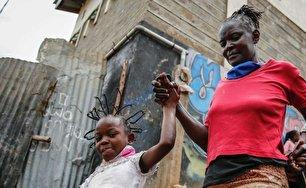 مدل موی کرونایی در آفریقا طرفدار پیدا کرده است (+عکس)