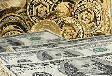 آخرین قیمت سکه و دلار در بازار امروز