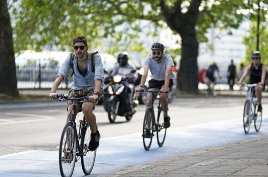 افزایش دوچرخه سواری در جهان