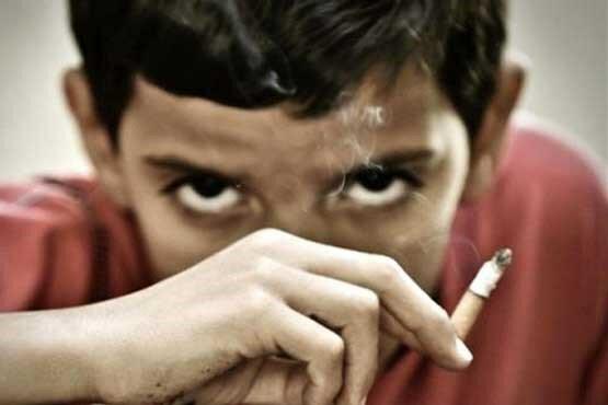 سرنوشت مصرفکنندگان کم و سن سال «سیگار»