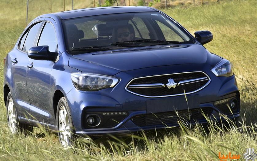 سایپا : تولید انبوه خودروی جدید شاهین از تیرماه (+مشخصات خودرو)