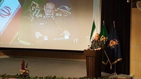 فرمانده کل سپاه: در شرایط تحریم آمریکا را شکست دادیم/ در حال ساخت بنای معظم تمدن نوین اسلامی هستیم