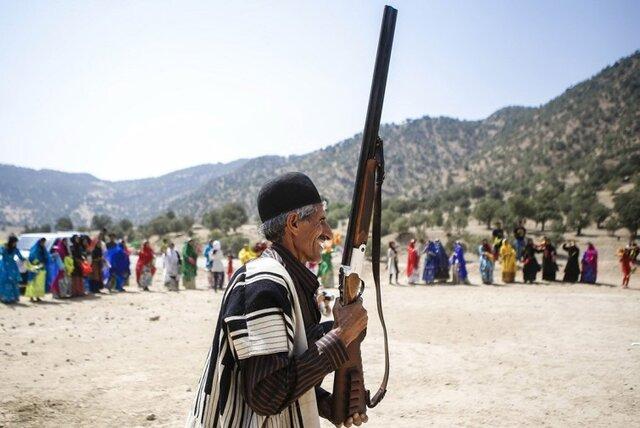 هشدار پلیس در مورد تیراندازی در مراسم عزا و عروسی