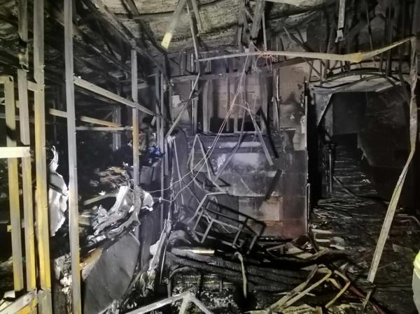 پیام تسلیت وزارت بهداشت برای فوت شدگان حادثه انفجار در کلینیک سینا