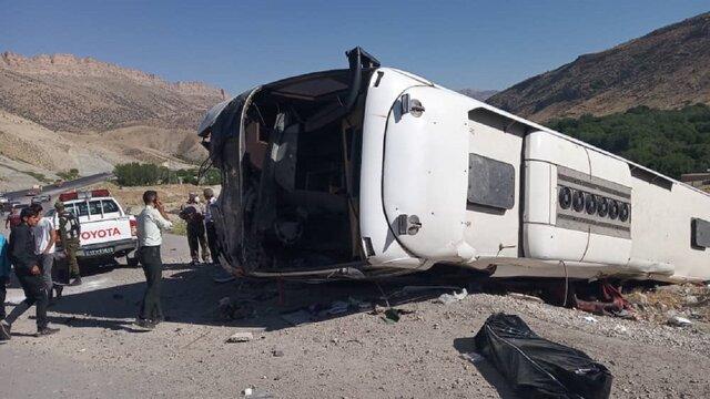 مرگ پدر و مادر و 2 فرزند در تصادف (+عکس)