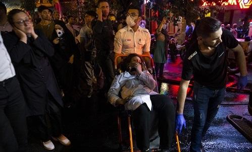 روایت شاهدان عینی از یک فاجعه