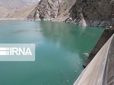افتتاح سد شرفشاه در کرمانشاه با حضور روحانی