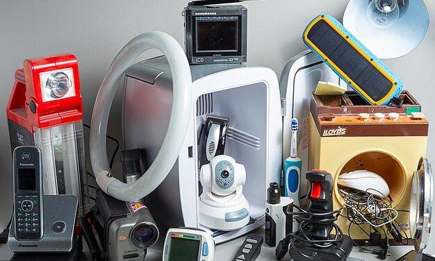 تولید ۵۲ میلیون تن زباله الکترونیکی در جهان در سال ۲۰۱۹