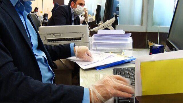 نظر دولت درباره تعطیلی و دورکاری کارکنان همزمان با صعود کرونا