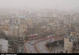 هوای تهران برای همه گروههای جامعه ناسالم شد