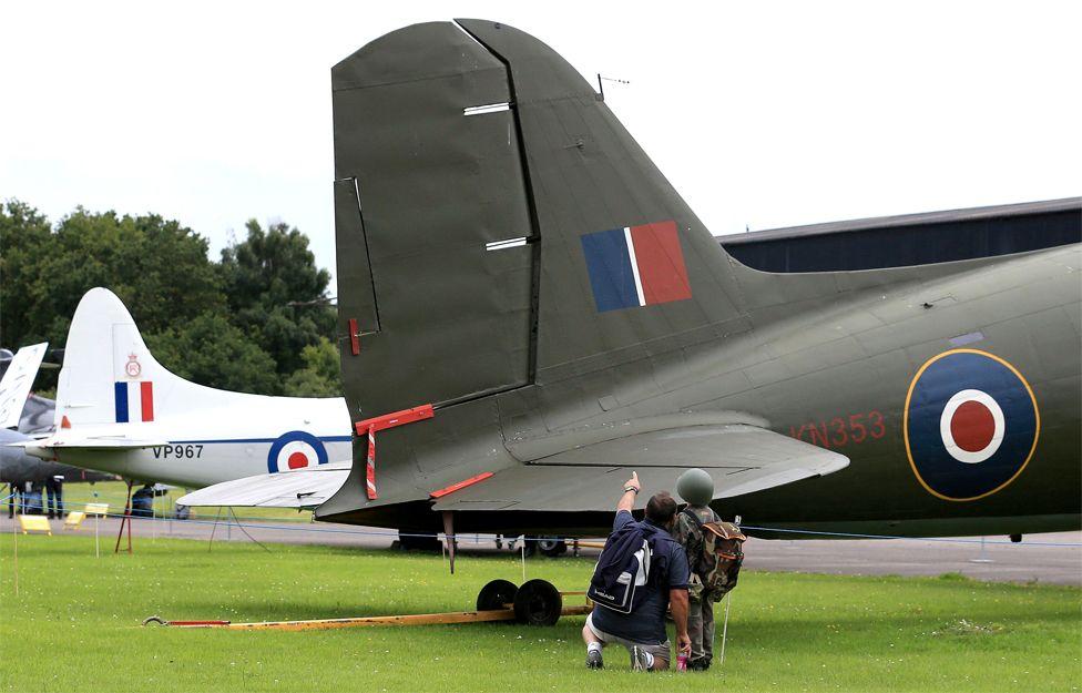 موزه هوایی انگلیس