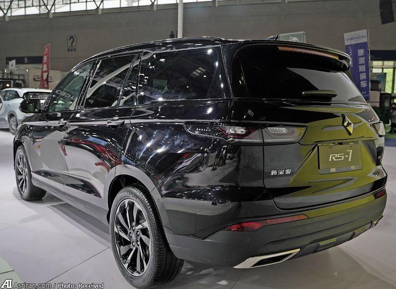 بائوجونRS-7 ؛ شاسی بلند میان سایز چینی معرفی می شود (+تصاویر)