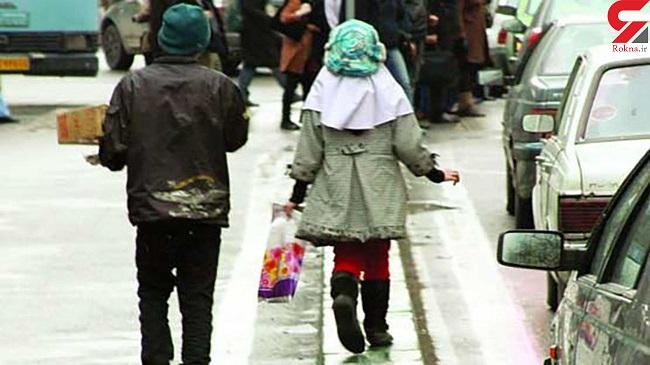بهزیستی: به کودکان خیابانی «پول» ندهید