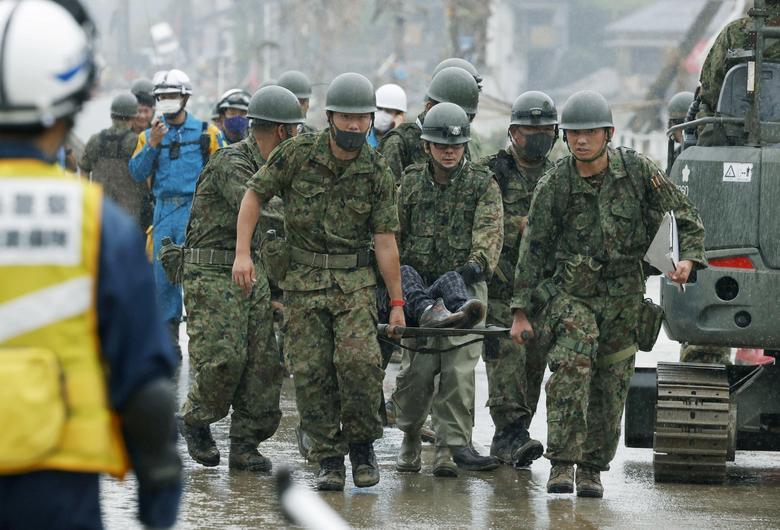 سیل ژاپن2020