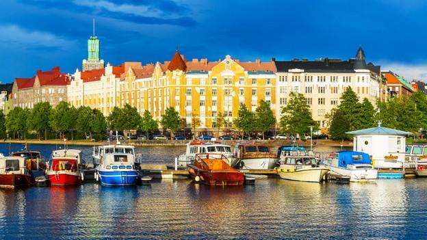 هلسینکی پایتخت فنلاند