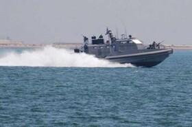 ورود یک قایق جنگی اسرائیل به آبهای منطقهای لبنان