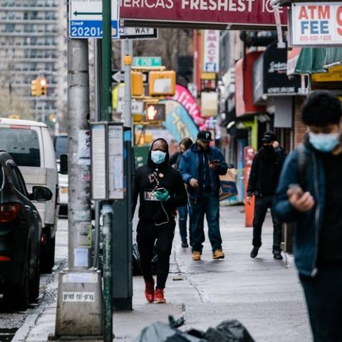فوتیهای کرونا در نیویورک به صفر رسید