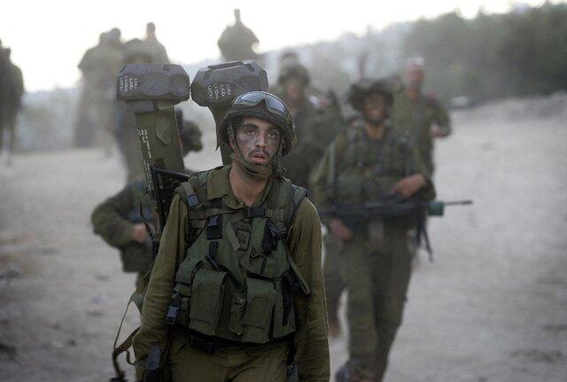 سرباز اسرائیلی