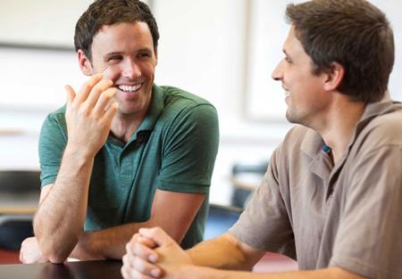 مهارت گفتگو را یاد بگیریم