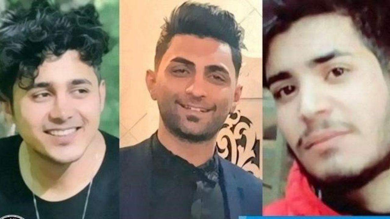 درخواستها و امیدواریها به توقف حكم اعدام ۳ جوان معترض آبان ماه 98