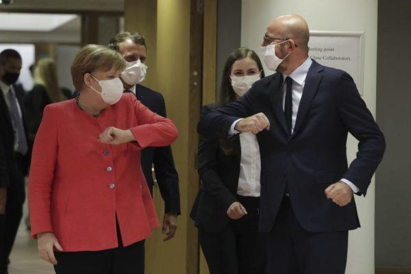 جلسه سران اروپا (+عکس)