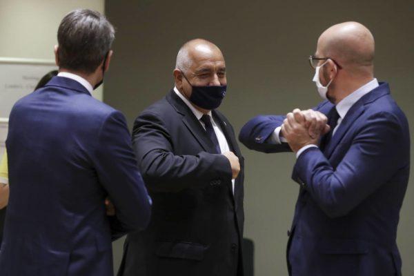 جلسه سران اروپا